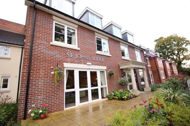 Thumbnail Flat for sale in St John Lodge Thorley Lane, Timperley, Altrincham
