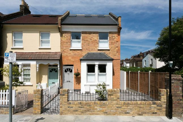 Thumbnail Terraced house to rent in Ranelagh Road, Alexandra Park