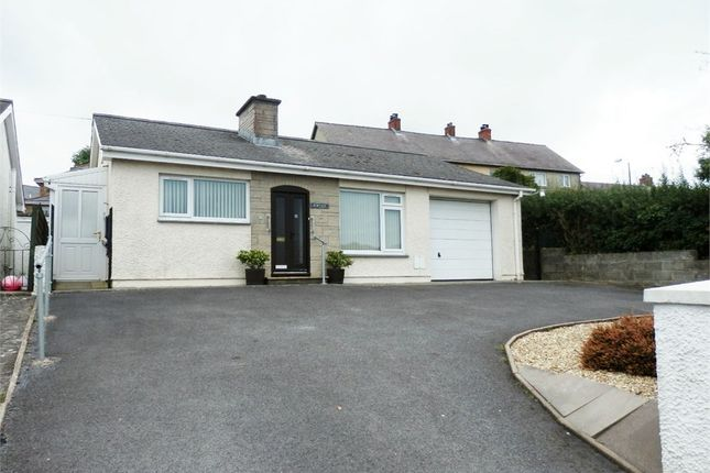 Thumbnail Detached bungalow for sale in Ffosyffin, Aberaeron