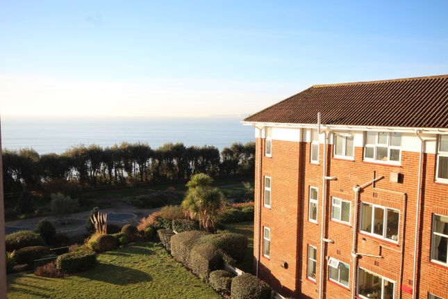 Thumbnail Flat for sale in Boscombe Cliff Road, Bournemouth