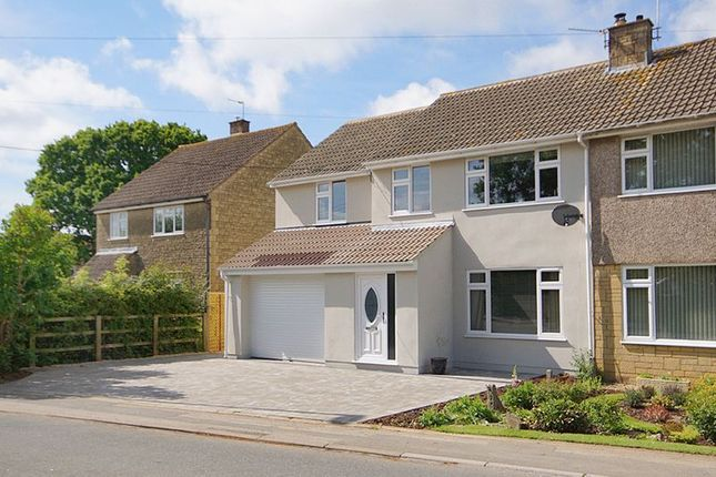 Thumbnail Semi-detached house for sale in 3 Broad Lane, Engine Common, Yate, Bristol