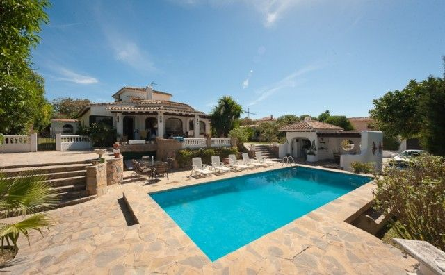 Villa And Pool of Spain, Málaga, Mijas, Mijas Costa