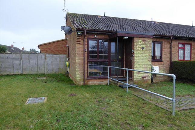 Thumbnail Terraced bungalow for sale in Launditch Crescent, Downham Market