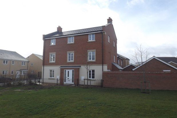 Thumbnail Property to rent in Apollo Avenue, Peterborough