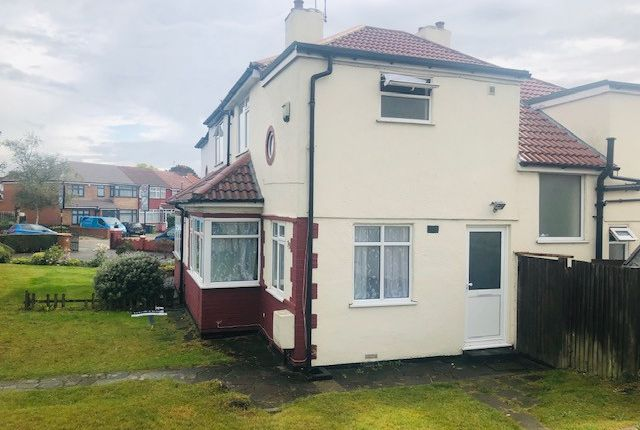 Thumbnail Semi-detached house to rent in Mollison Way, Edgware