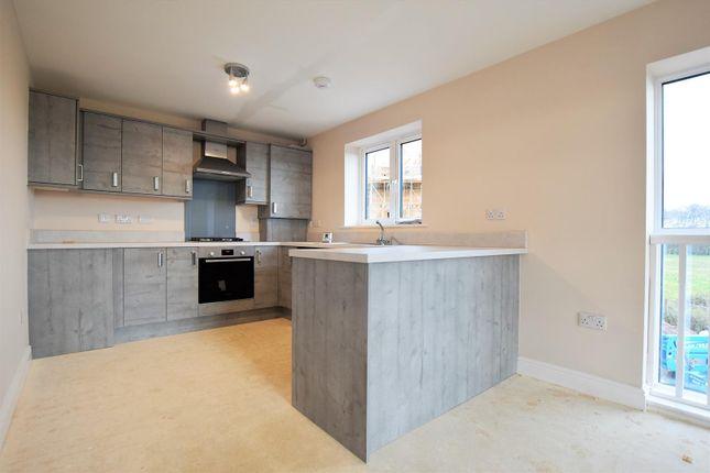 Kitchen Area of Southfield Parade, Maresfield Road, Barleythorpe LE15