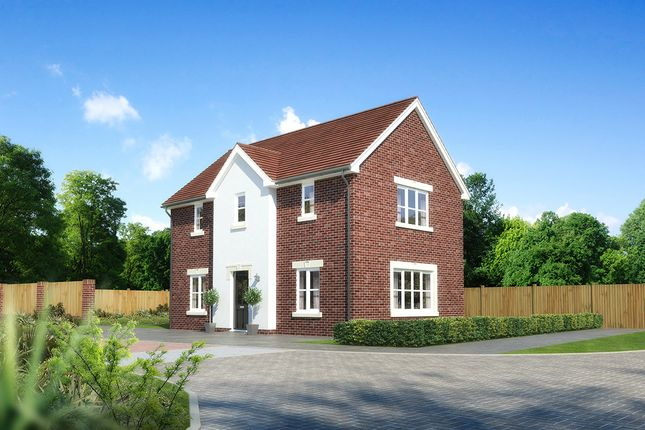 """Thumbnail Detached house for sale in """"Corrywood"""" at Palladian Gardens, Hooton Road, Hooton"""