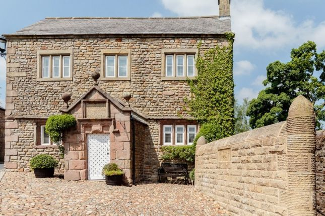 Thumbnail Detached house for sale in Forest Of Bowland, Chipping, Lancashire