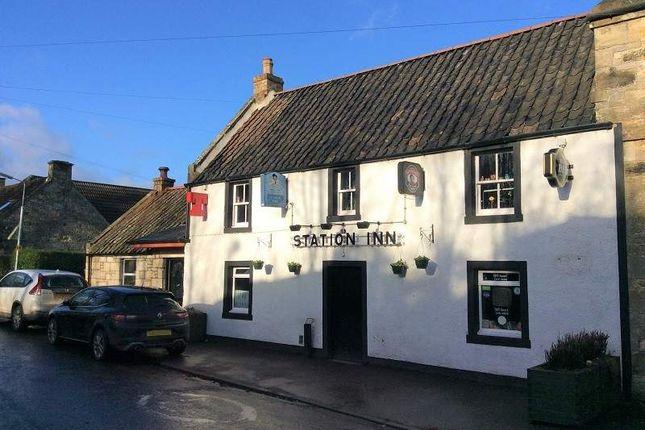 Thumbnail Pub/bar for sale in 2 Bankton Park, Cupar