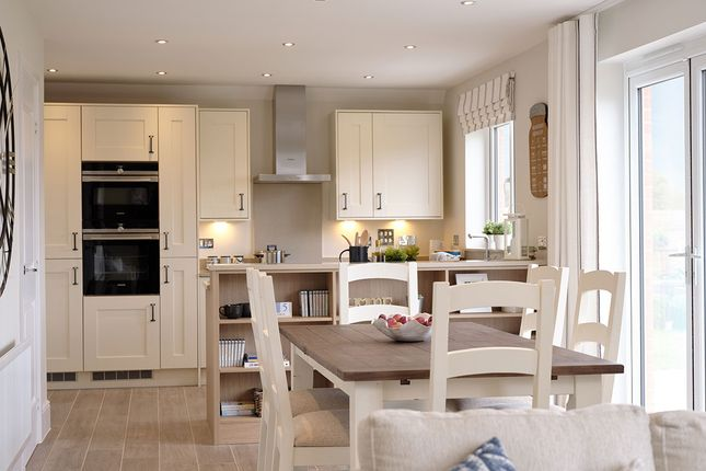 """4 bedroom detached house for sale in """"Welwyn"""" at West Wold, Swanland, North Ferriby"""