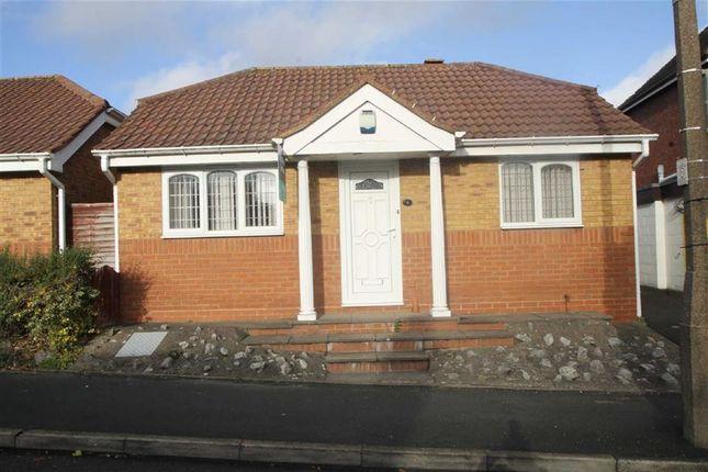 Thumbnail Detached bungalow for sale in Springfield Road, Halesowen, West Midlands