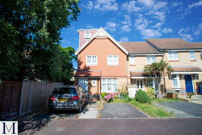 Thumbnail End terrace house for sale in Garrison Close, Hounslow