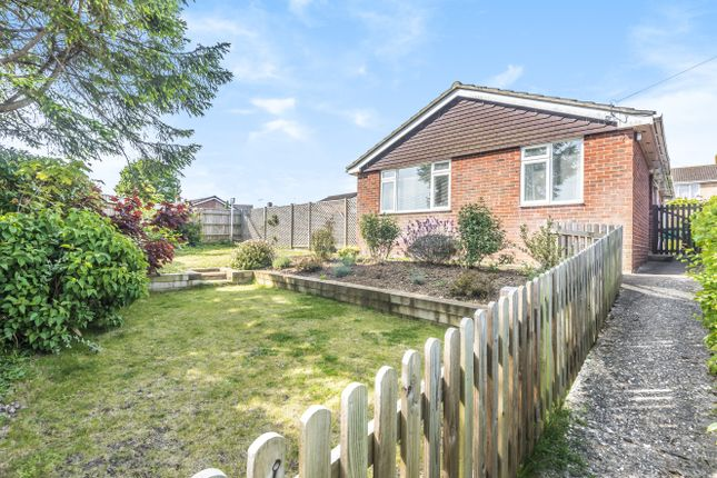 Thumbnail Detached bungalow for sale in Primrose Close, Hedge End, Southampton, Hampshire