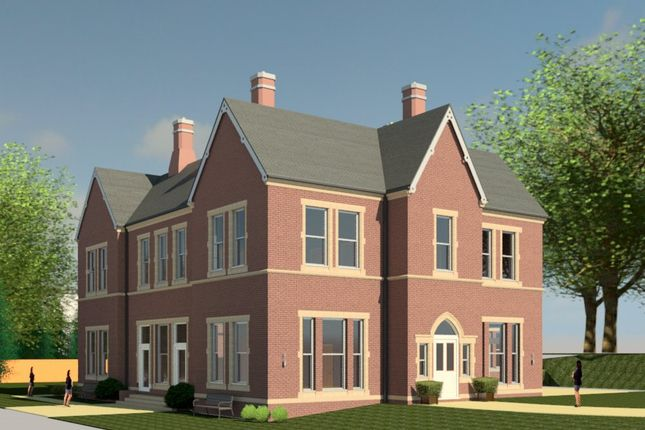 Thumbnail Detached house for sale in Springhead Park House, Park Lane, Rothwell, Leeds