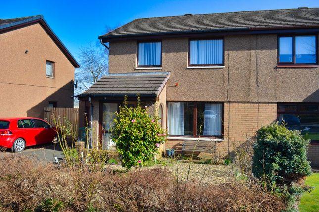3 bed semi-detached house for sale in Cairnoch Way, Bannockburn, Stirling FK7