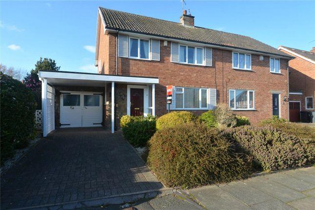 Thumbnail Semi-detached house to rent in St. Denis Road, Birmingham