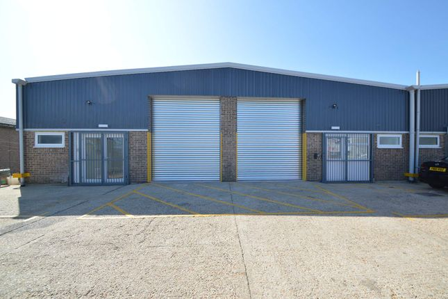Thumbnail Warehouse to let in Elliott Road, West Howe Industrial Estate, Bournemouth