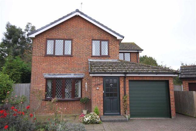 Thumbnail Detached house for sale in Donnington Drive, Mudeford, Christchurch, Dorset