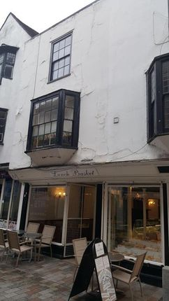 Thumbnail Restaurant/cafe for sale in Bank Street, Maidstone, Kent