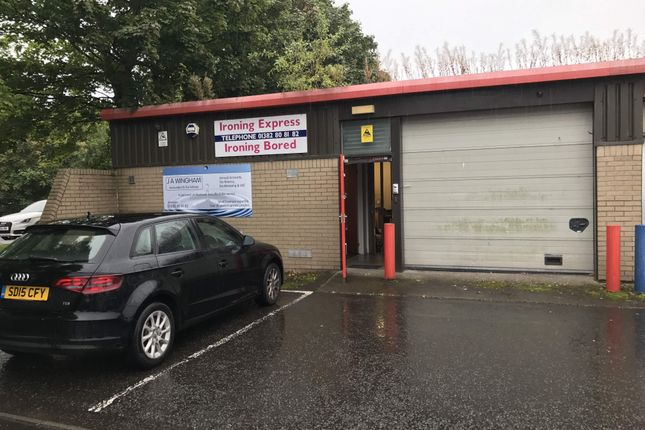 Thumbnail Light industrial to let in Unit E Scott Way, Pearce Avenue, Dundee