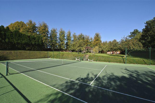 Tennis Court of Lock, Partridge Green, Horsham, West Sussex RH13
