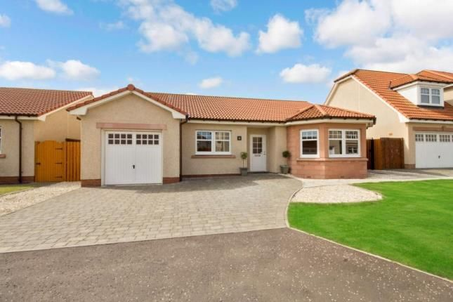 Thumbnail Bungalow for sale in Kinellar Place, Thornton, Kirkcaldy, Fife
