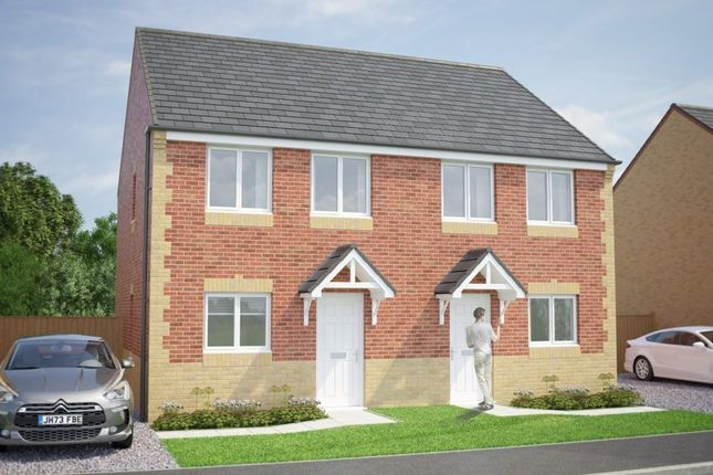 Thumbnail Semi-detached house for sale in Sidings Road, Grimsby
