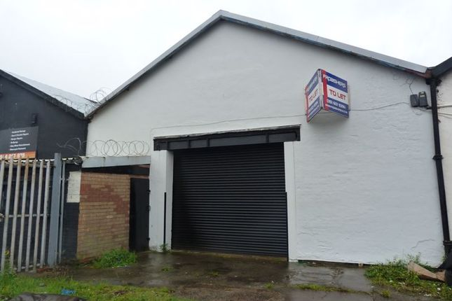 Thumbnail Commercial property to let in Edwards Lane Industrial Estate, Liverpool