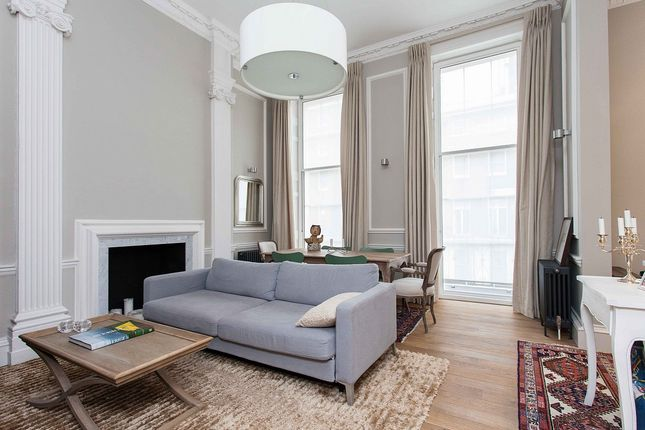 Thumbnail Flat to rent in Gloucester Place, Marylebone, London