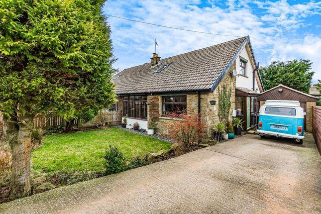 3 bed semi-detached house for sale in Ogden Crescent, Denholme BD13