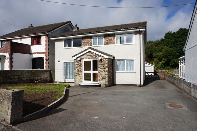 Thumbnail Detached house to rent in Higher Bugle, Bugle, St. Austell