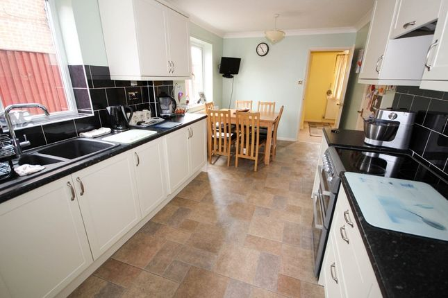 Thumbnail Detached house for sale in Styles Close, Bradwell, Great Yarmouth