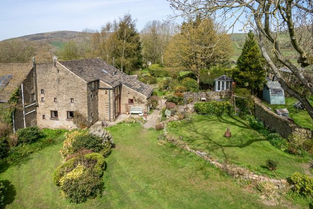 Thumbnail Barn conversion for sale in The Wash, Chapel-En-Le-Frith, High Peak