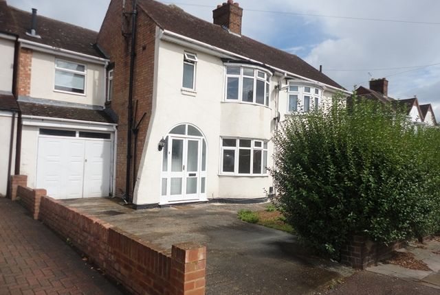 Thumbnail Semi-detached house to rent in Brackley Road, Elstow, Bedford
