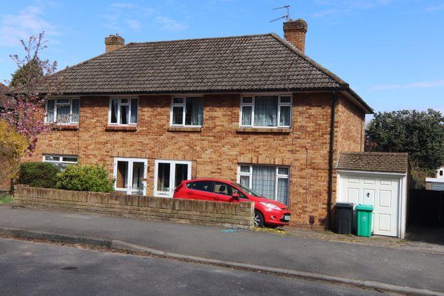 Thumbnail Semi-detached house for sale in Warren Road, Orpington