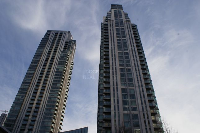 Thumbnail Flat to rent in East Tower Pan Peninsula, Millharbour, Docklands