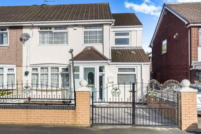 Thumbnail Semi-detached house for sale in Sherwoods Lane, ., Liverpool, Merseyside