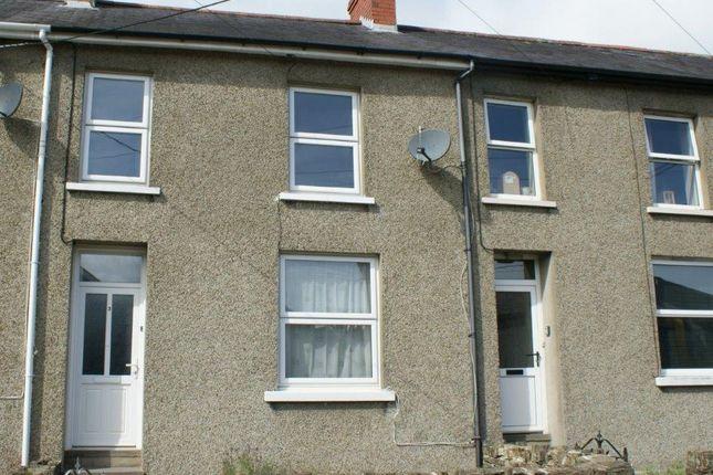 Thumbnail Terraced house for sale in Llandysul, Ceredigion