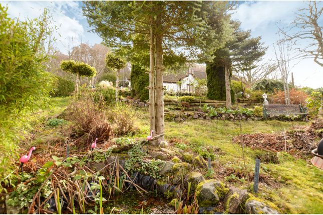 Front Garden of Foyers, Inverness IV2