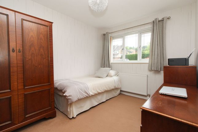 Bedroom 3 of South Lodge Court, Old Road, Chesterfield S40