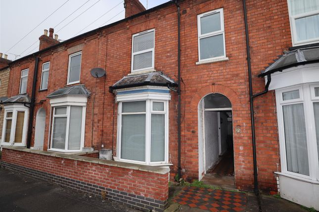 Front of Cranwell Street, Lincoln LN5