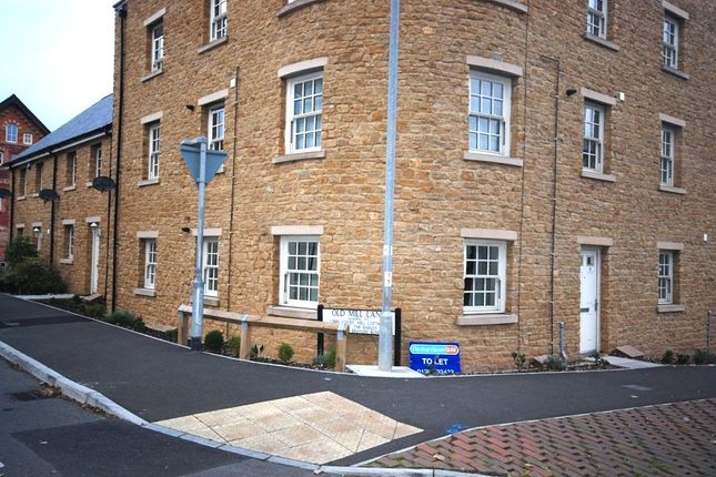 Thumbnail Flat to rent in Old Mill Lane, Crewkerne