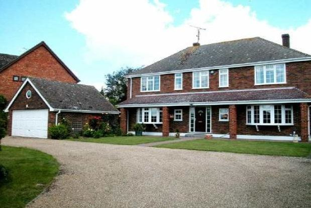Thumbnail Detached house to rent in Back Lane, Wickham Bishops, Witham
