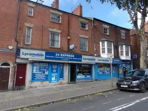Thumbnail Terraced house for sale in Mansfield Road, Nottingham, Nottinghamshire