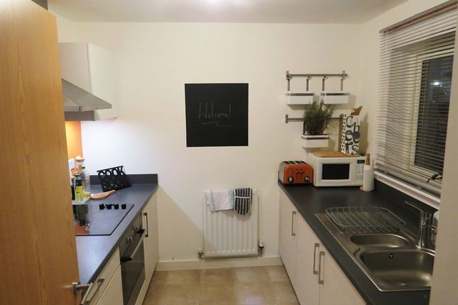 Thumbnail Terraced house for sale in St. Josephs Mews, Penarth