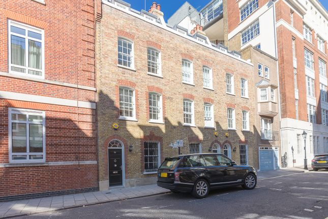 Thumbnail Town house for sale in Romney Street, Westminster London