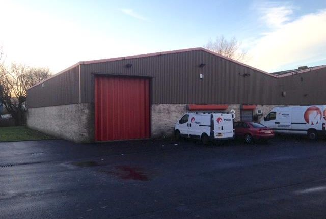 Industrial to let in Unit 3, Aylesham Industrial Estate, Brighouse Road, Low Moor, Bradford