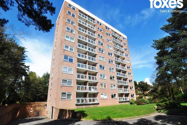 Thumbnail Flat to rent in Hamble Court, 68 Christchurch Road, Bournemouth