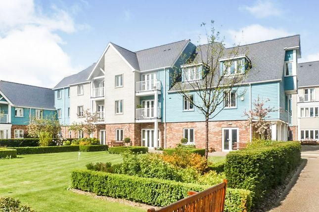 Thumbnail Flat for sale in Bridge Meadow Way, Grange Park, Northampton