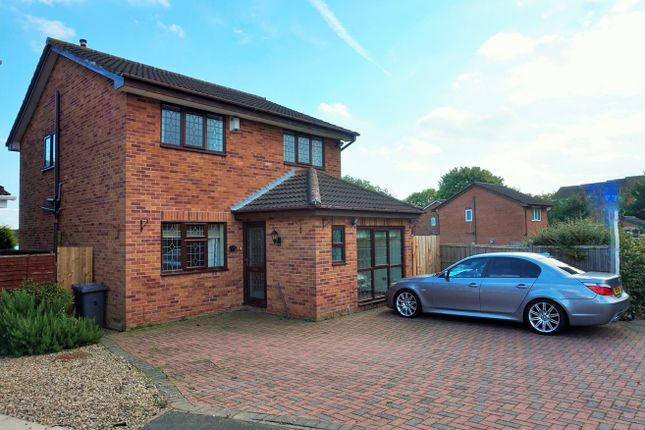 Thumbnail Detached house for sale in Raby Drive, Newton Aycliffe